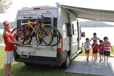 Fiamma Carry-Bike Van Conversion