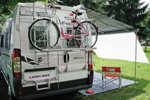 Fiamma Carry-Bike Cycle Rack 200DJ for Ducato before 2006