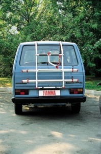 Fiamma Carry-Bike Cycle Rack for VW T25 / T3
