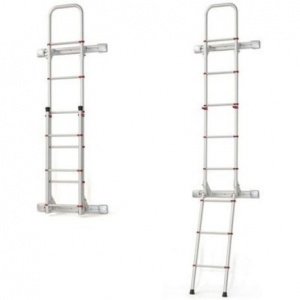 Fiamma Deluxe Sprinter External Folding Ladder