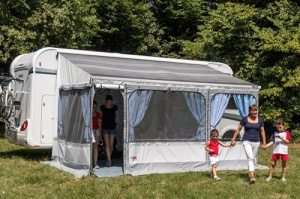 Fiamma F45S Zip Awning & Enclosure