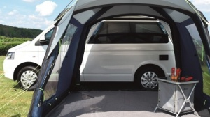 Outwell Milestone Pro Air Drive Away Campervan Awning