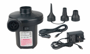 Royal 240V AC And 12V DC Lighter Socket Electric Air Pump