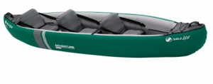 Sevylor Adventure Plus 3 Person Inflatable Kayak