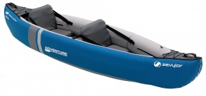 Sevylor Adventure 2 Person Inflatable Kayak