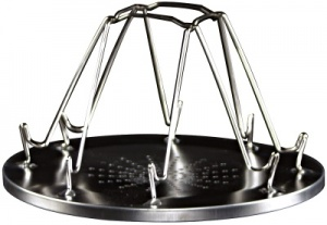 Leisurewize Pyramid Camping Stove Toaster