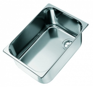 Can Rectangular Stainless Steel Sink 320 x 260