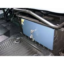 Mobil-safe Seat Console Door For Transit 2006 Onwards