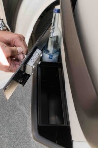 Mobil-safe Door Pocket Safe For Ducato 2007 Onwards