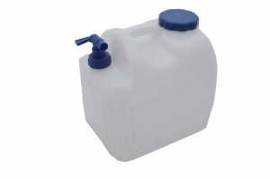 Sunncamp 23 Litre Water Carrier With Moulded Handle And Tap