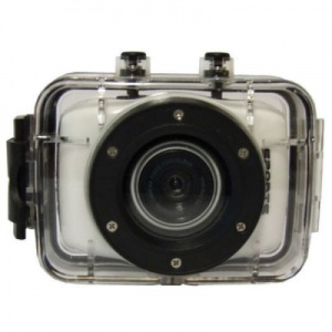 Streetwize Waterproof Action Camera