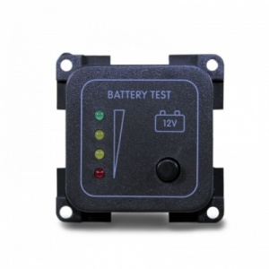 CBE Battery Test Meter Panel