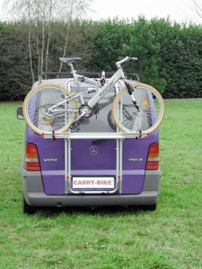 Fiamma Carry-Bike Cycle Rack for Mercedes Vito (1996-2004)