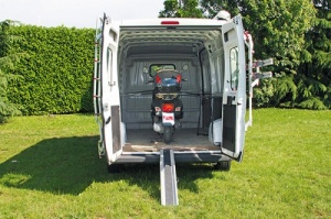 Fiamma Carry-Ramp For Motorhome Garage