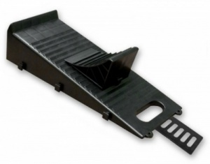 Leisurewize Chock Master Wheel Levelling Ramp & Chock