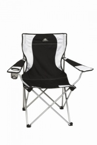 Sunncamp Classic Armchair Folding Camping Chair - Black