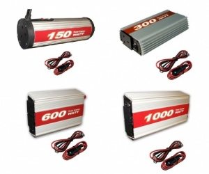 Crusader 12v - 240v Power Inverter