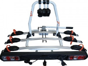 Streetwize Titan 3 Towball Cycle Carrier Bike Rack