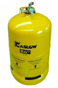 Gaslow R67 11Kg Refillable Cylinder With Level Gauge