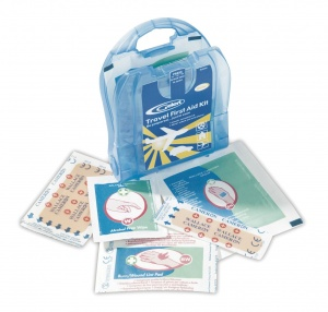 Gelert Travel First Aid Kit - Blue
