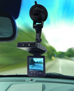 Streetwize Compact In Car Digital Video Journey Recorder