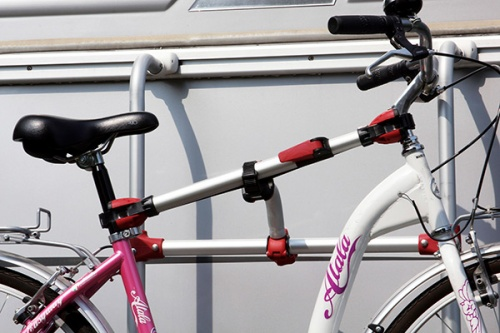 Fiamma Bike Frame Adapter Rainbow Conversions