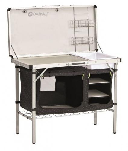 Outwell Drayton Kitchen Table Storage Unit