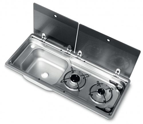 Smev 9722 Sink And Hob bination Unit Rainbow Conversions