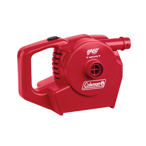 coleman rechargeable quick pump manual