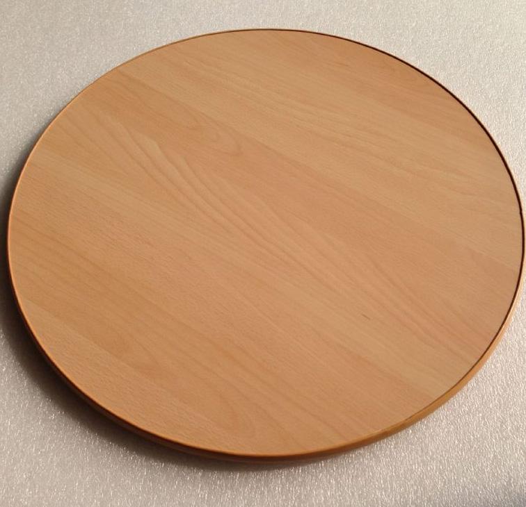 beech round wooden table tops for motorhomes caravans. Black Bedroom Furniture Sets. Home Design Ideas