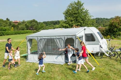 Fiamma Caravanstore Zip Awning Enclosure