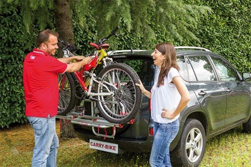 fiamma bike rack instructions