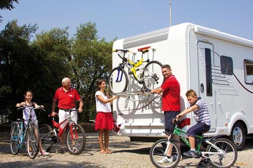 fiamma carry bike pro hymer dethleffs motorhome cycle. Black Bedroom Furniture Sets. Home Design Ideas