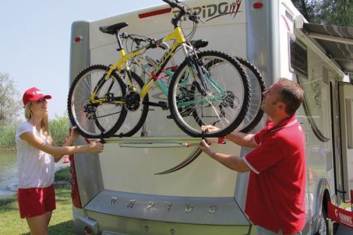 Fiamma Carry Bike Pro M Motorhome Cycle Rack Carrier