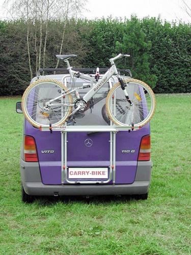 fiamma carry bike opel vivaro
