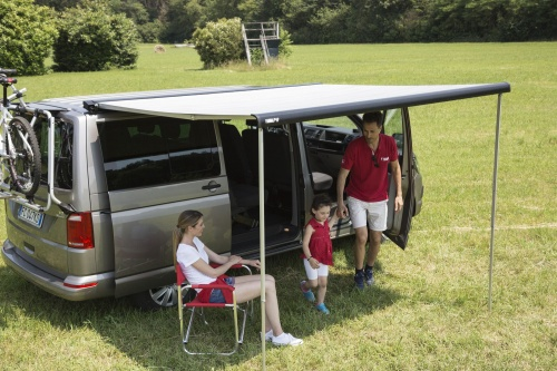 Fiamma F40 UK Van VWT5 / VWT6 Awning & Fiamma F40 Van Awning for VW T5/T6 Transporter Campervan