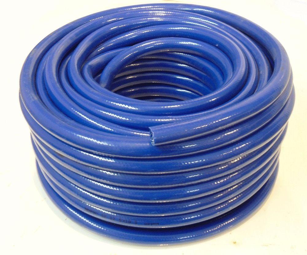 Flexible Reinforced Blue 10mm Hose Per Metre