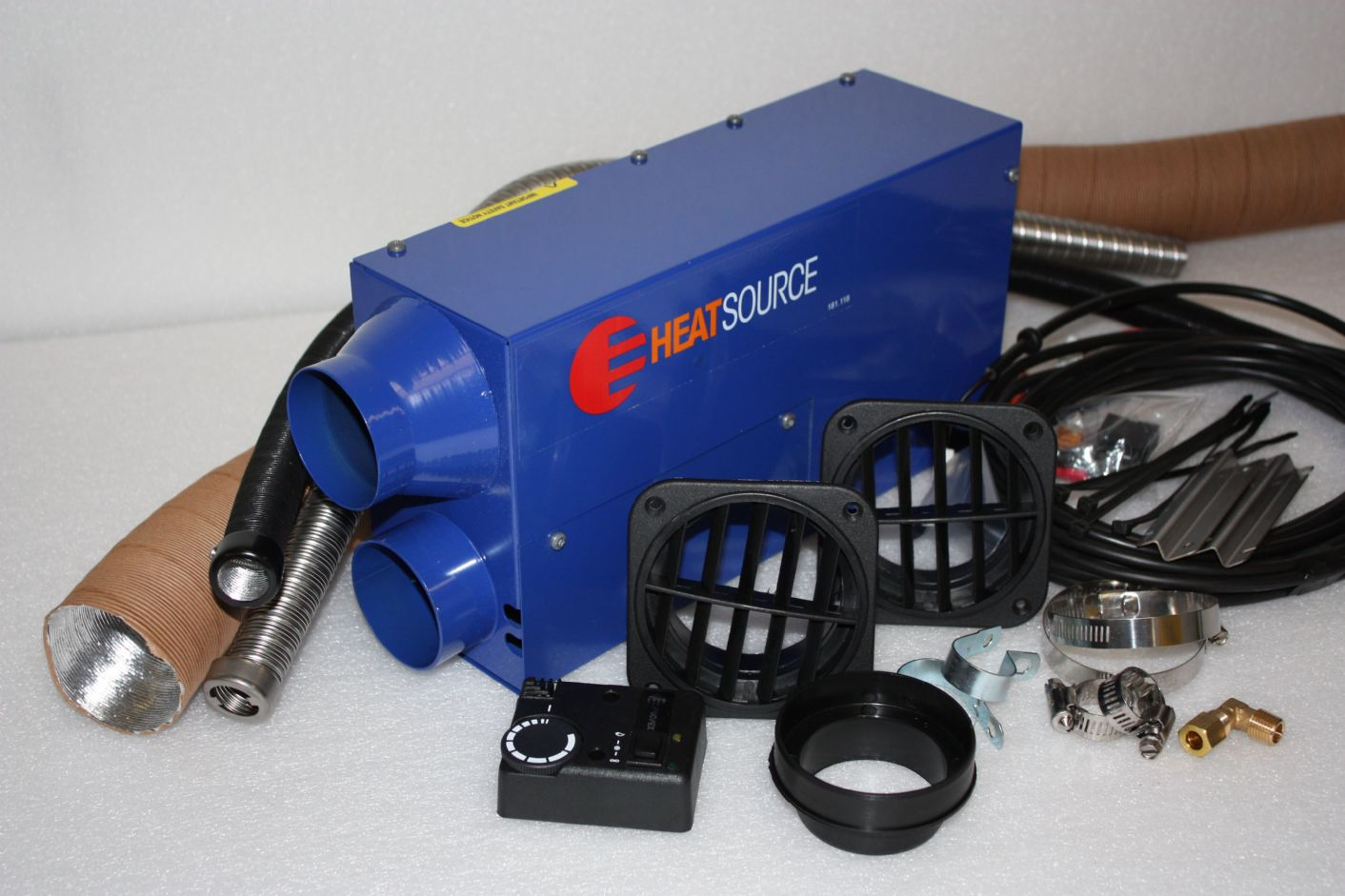 Propex heatsource hs2000 heater unit single outlet for Best heating source for home