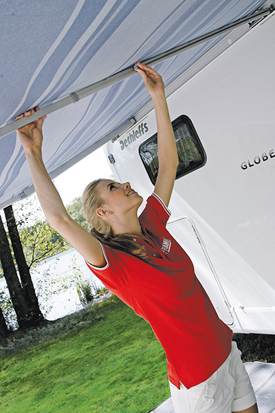 Fiamma Awning Tension Rafter For F45 F65 Awnings