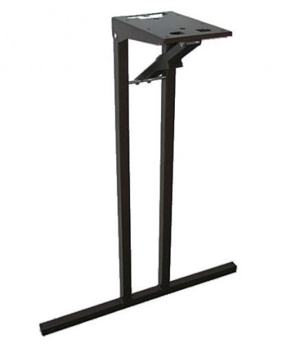 square tube folding table leg campervan motorhome caravan. Black Bedroom Furniture Sets. Home Design Ideas
