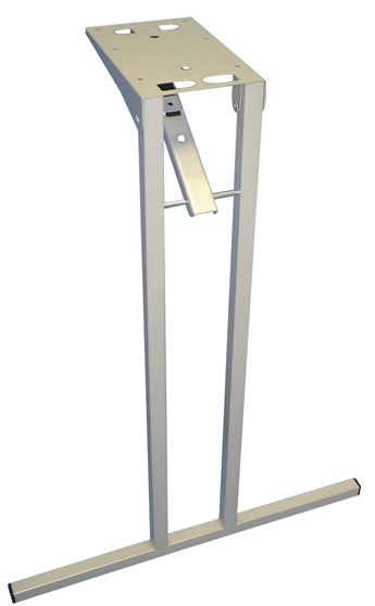 Square Tube Folding Table Leg For Caravans And Motorhomes