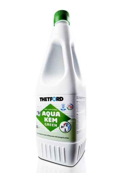 thetford aqua kem green 1 5 litre. Black Bedroom Furniture Sets. Home Design Ideas