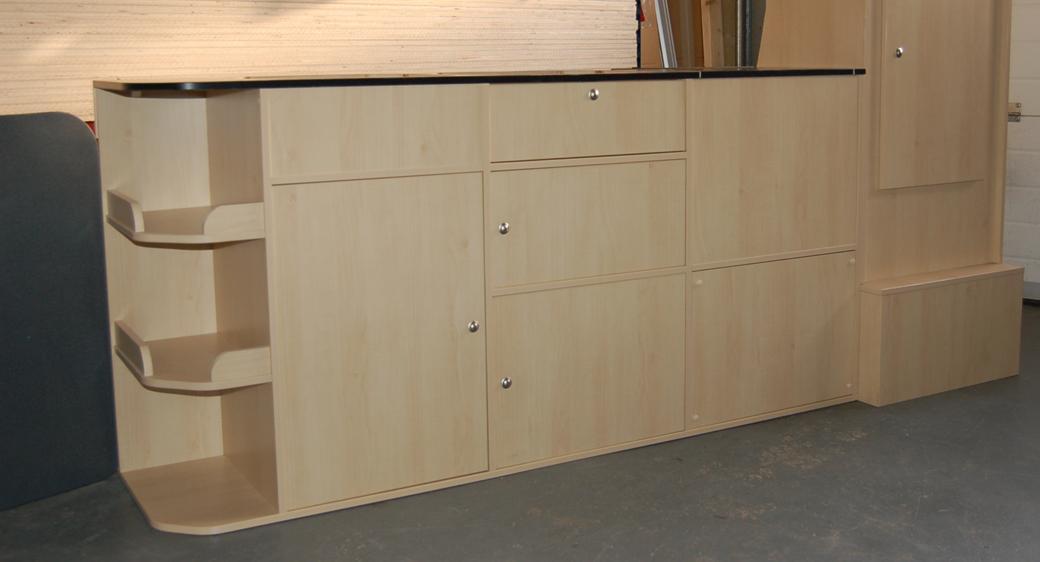 Furniture Kit for VW T4 SWB LWB