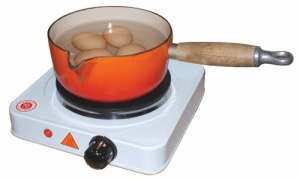Leisurewize Single Cooking Hot Plate Hob