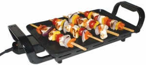 Leisurewize Double Hibachi Low Wattage Hot Plate