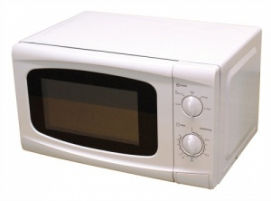 Leisurewize Low 700 Watt Microwave