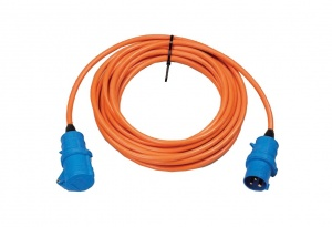 25 Metre Mains Lead Hook up Cable
