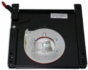 MAPA Seat Swivel Base Plate Turntable - Boxer / Ducato X250 2007 on Driver Side