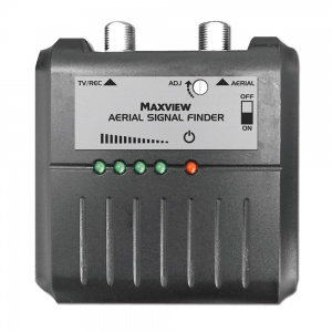 Maxview Digital Signal Finder Strength Meter for Aerial