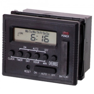 Propex LCD Digital Programmable Heater Timer